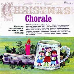 Don Janse And His 60 Voice Children's Chorus - Christmas Drummer Boy