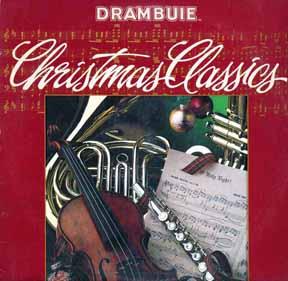 CD - Drambuie Christmas Classics
