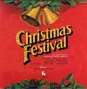 CD - Wilson, John Singers Christmas Festival
