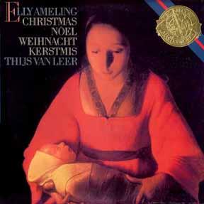 CD - Ameling, Elly Thijs Van Leer Christmas Noel Weihnacht Kerstmis
