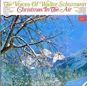 CD - Schumann, Walter Christmas In The Air Sears