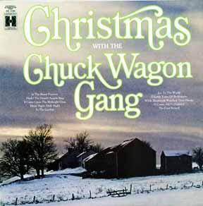 CD - Chuck Wagon Gang Christmas