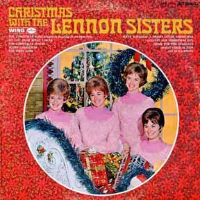LP - Lennon Sisters Christmas